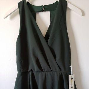 Womens Romper Dress